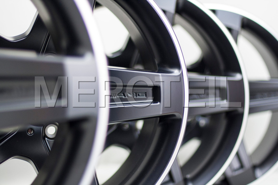 19 Inch Set Of Classic AMG G Wagon Rims for G Class W463 including Rims (4 pcs.) in Wheels & Tyres.