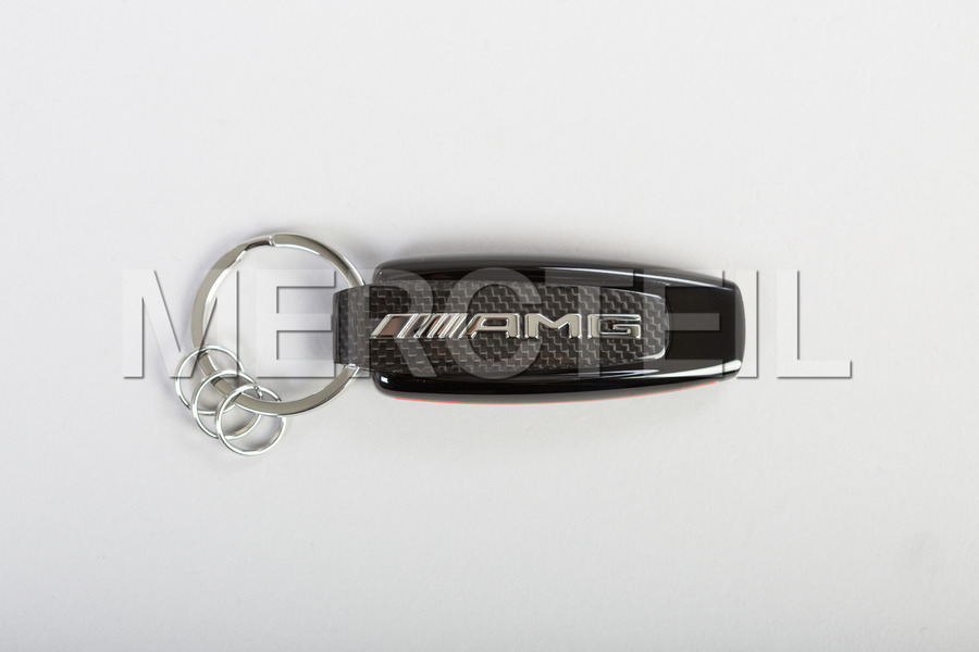 AMG Black Carbon Keyring including Keyring (1 pc.) in Accessories.