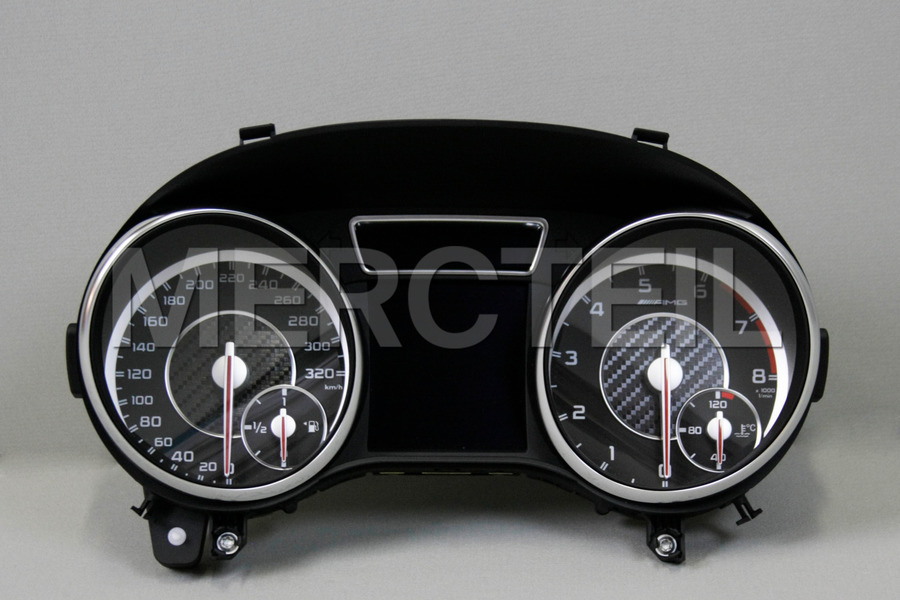 AMG CLA45 Instrumental Panel for CLA Class C117 including Instrumental Panel (1 pc.) in Seats & Trims, Electronics & Multimedia.