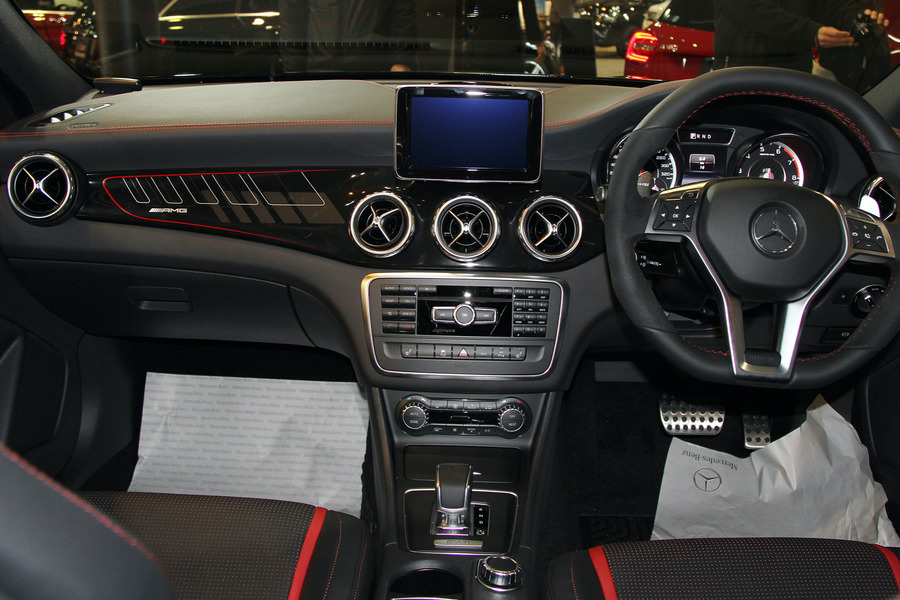AMG Edition 1 Interior Trim for X156, C117 including AMG Edition 1 Center Console Panel (1 pc.) in Seats & Trims, Electronics & Multimedia.