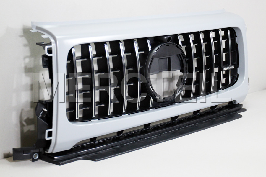AMG G 63 Radiator Grille Set for G Class W463A including Radiator Grill (1 pc.) in Body Parts & Aerodynamics.