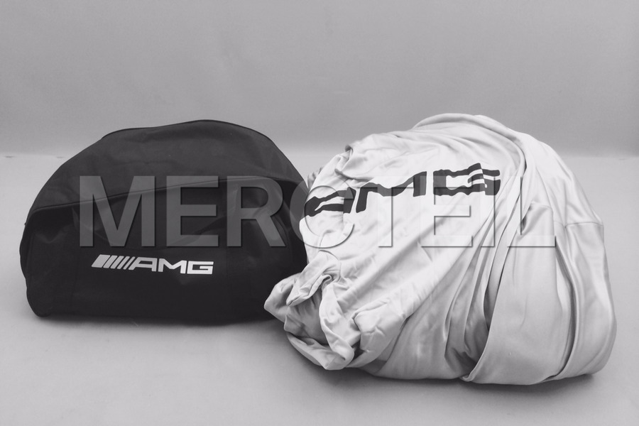AMG Indoor Car Cover for W205 including Car Cover (1 pc.) in Accessories.