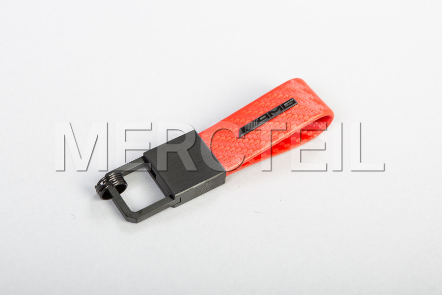 AMG Red Carbon Keyring including Keyring (1 st.) in Accessories.