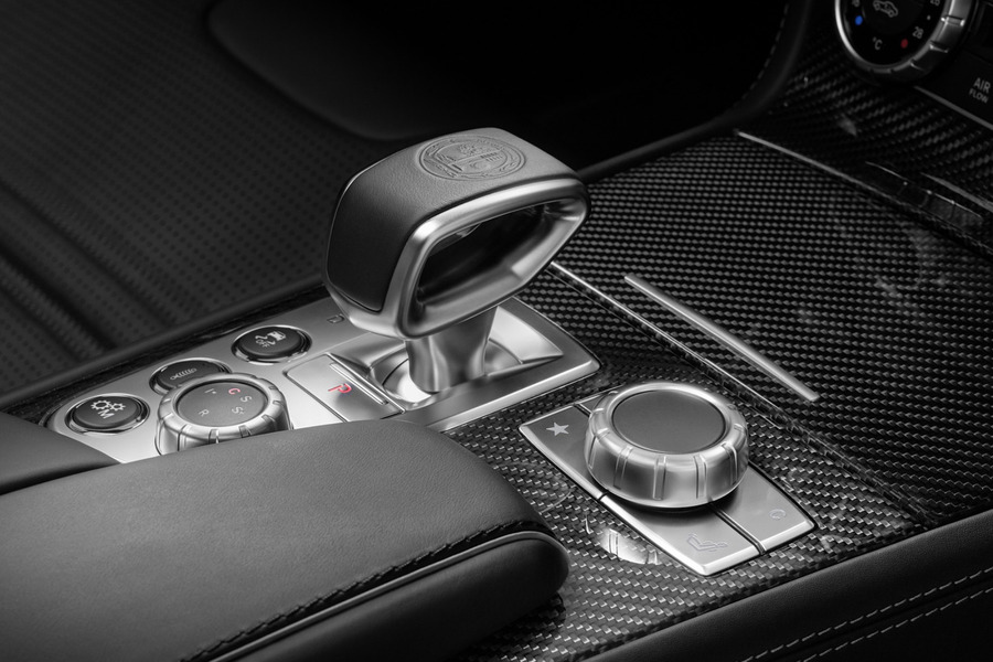 AMG Selector Lever Handle including Selector Lever Handle (1 pc.) in Seats & Trims, Engine & Exhaust System, Electronics & Multimedia.