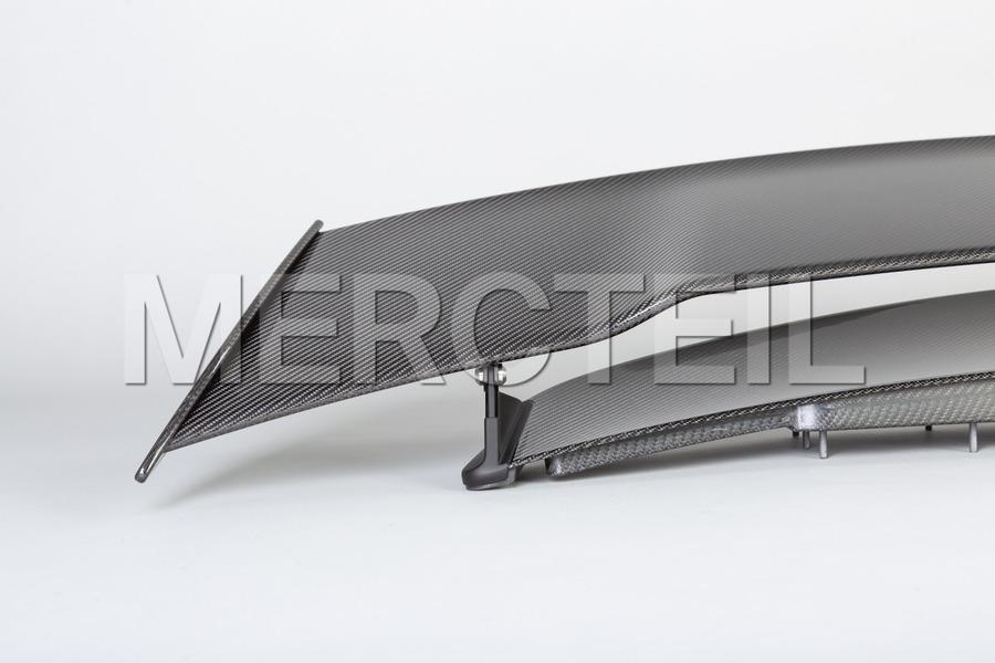 AMG SLS Black Series Carbon Rear Spoiler for SLS AMG C197 including Carbon Spoiler (1 pc.) in Body Parts & Aerodynamics.