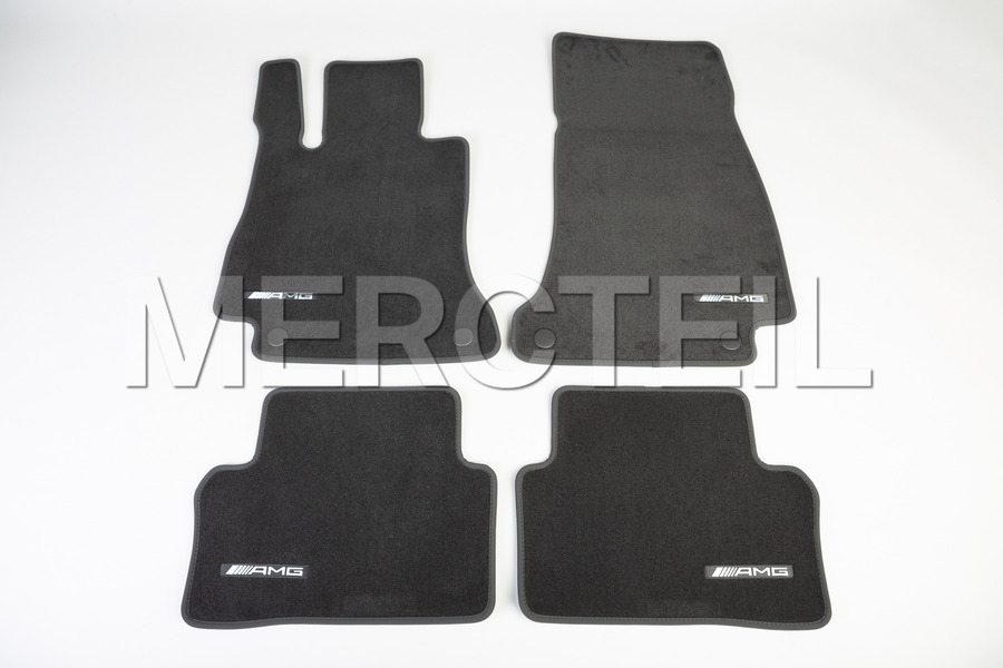 AMG Velour Floor Mats for AMG GT X290 including  Floor Mats (4 pcs.) in Seats & Trims, Accessories.