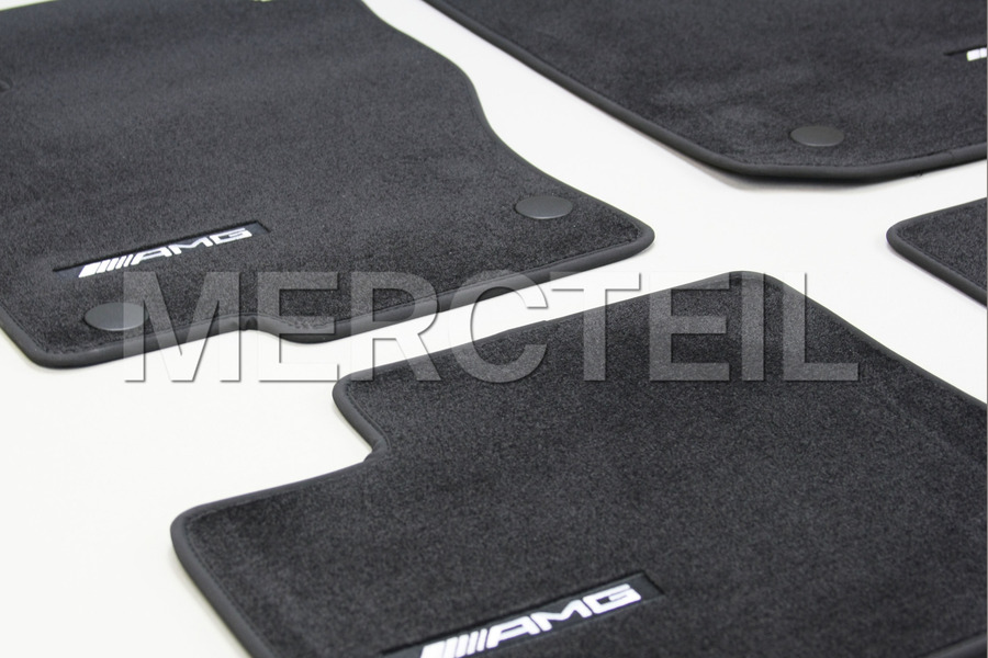 AMG Velour Floor Mats for W166, C292 including  Floor Mats (4 pcs.) in Accessories, Seats & Trims.