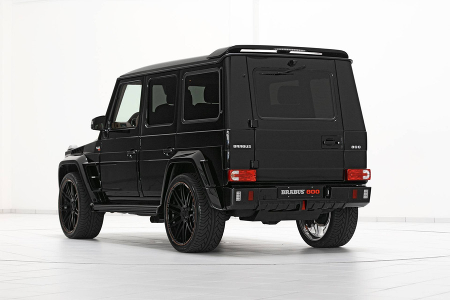 BRABUS Roof Spoiler for G Class W463 including BRABUS Rear Roof Spoiler Kit (1 pc.) in Body Parts & Aerodynamics.
