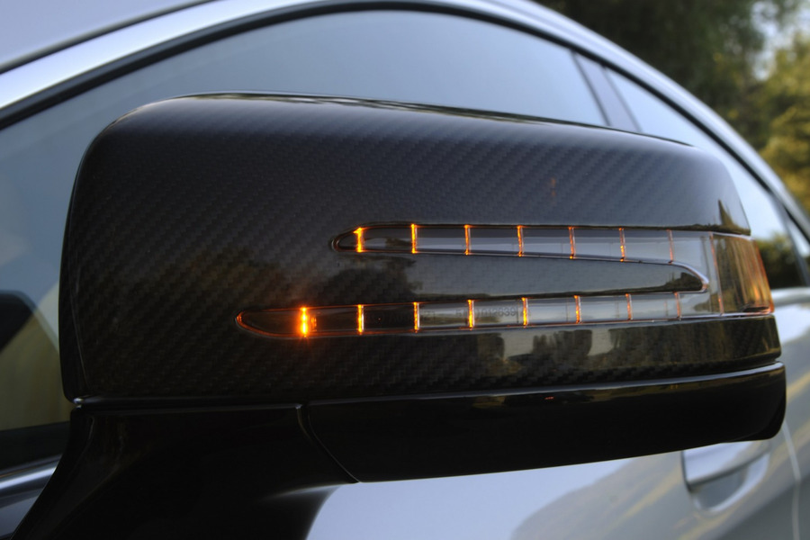 Carbon Fiber Mirror Covers including Mirror Covers (2 pcs.) in Electronics & Multimedia, Body Parts & Aerodynamics.