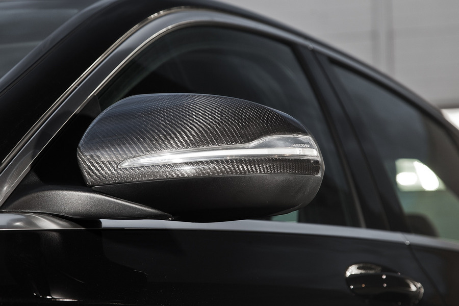 Carbon Fiber Mirror Covers for C Class С/W205 including Mirror Covers (2 pcs.) in Seats & Trims, Body Parts & Aerodynamics.