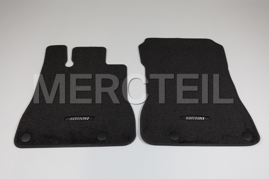 Edition 1 Velour Floor Mats for SL Class R231 including Floor Mats (4 pcs.) in Accessories.