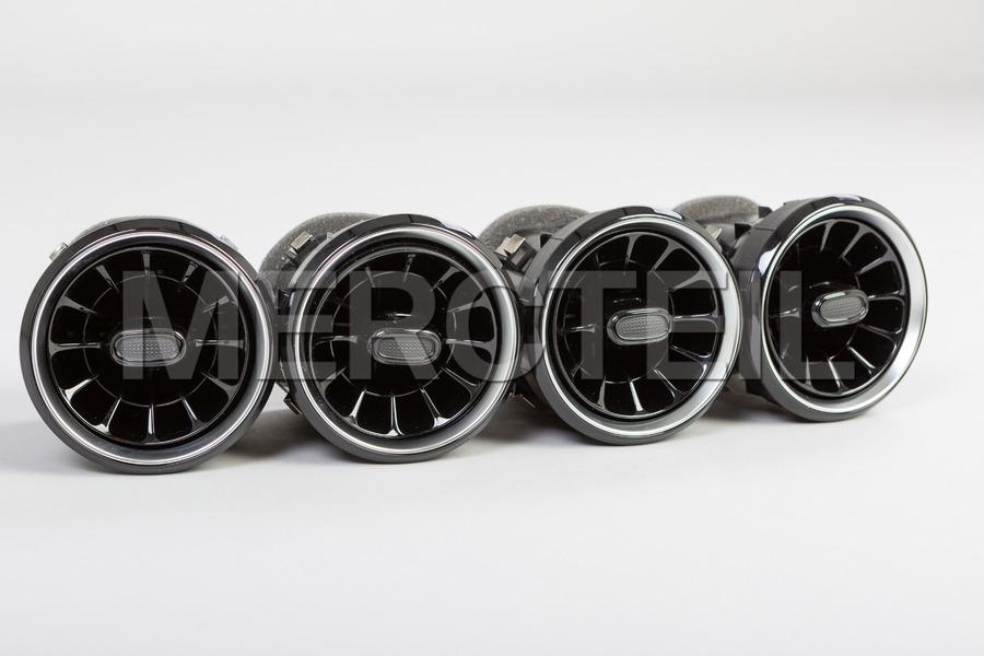 Facelift Interior Air Nozzles Set for V Class W447 including Air Nozzle (4 pcs.) in Seats & Trims.