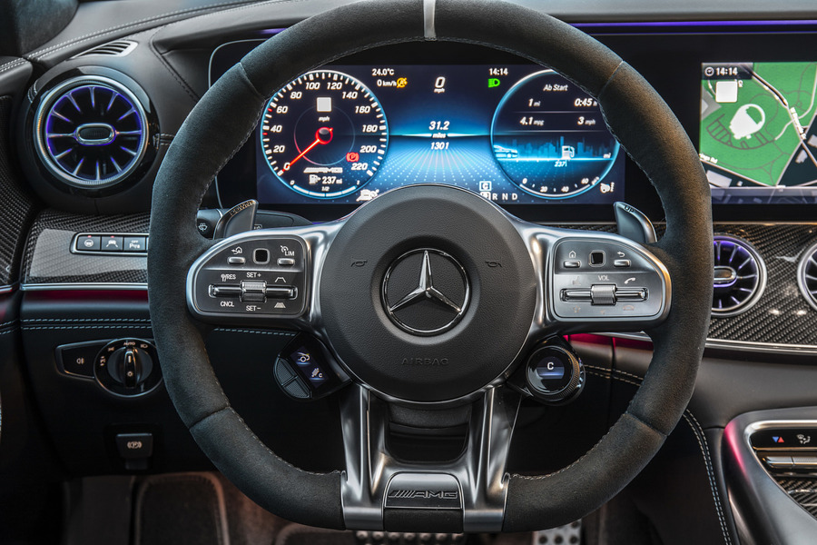 Instrument Cluster for AMG GT X290 including Instrument Cluster (1 pc.) in Lights & Electronics.