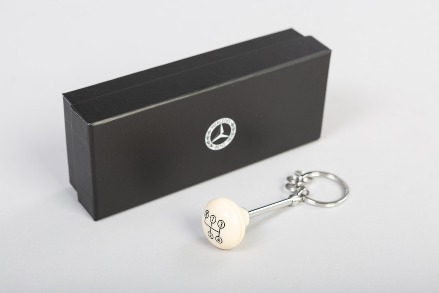 Mercedes-Benz Classic 300 SL Key Ring including Keyring (1 pc.) in Accessories.