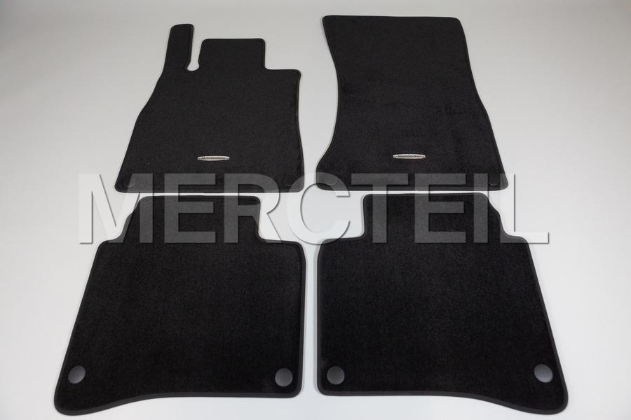 Mercedes-Benz Velour Floor Mats for S Class W222 including Mercedes-Benz S Class Floor Mats (4 pcs.) in Accessories.