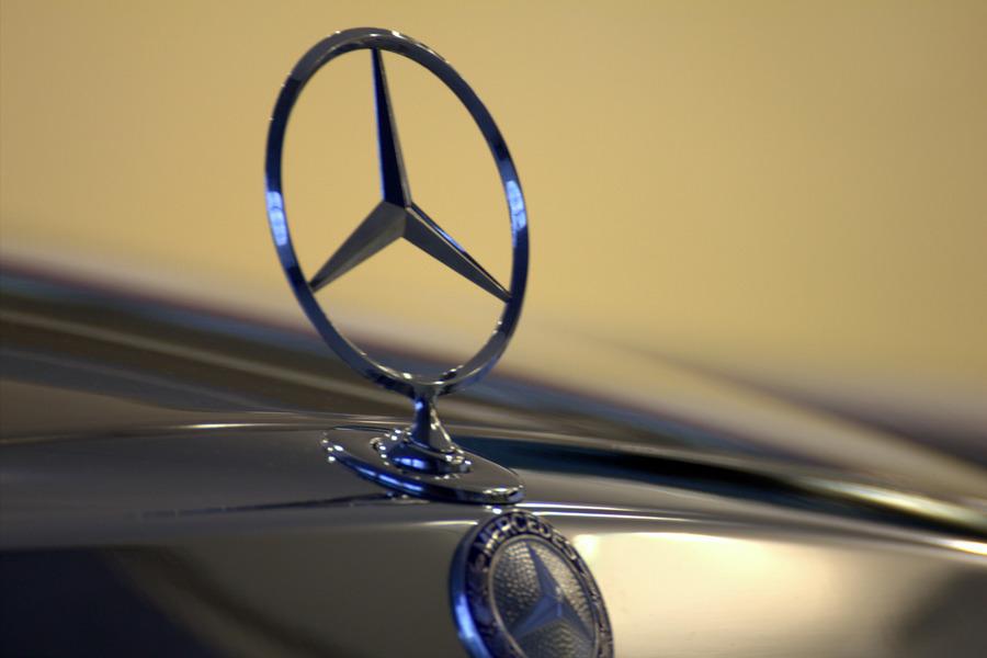 Mercedes Star including Star (1 pc.) in Body Parts & Aerodynamics.
