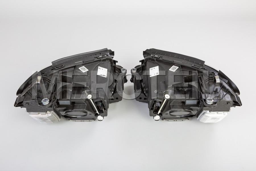 Multibeam LED Headlights Set for E Class W213 including Lamp Units (2 pcs.) in Lights & Electronics.