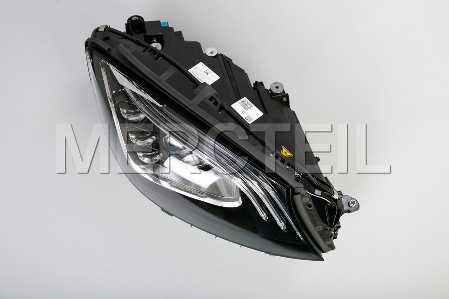 Multibeam LED Headlights Set for S Class W222 including  Lamp Units (2 pcs.), Control Units (4 pcs.) in Lights & Electronics.