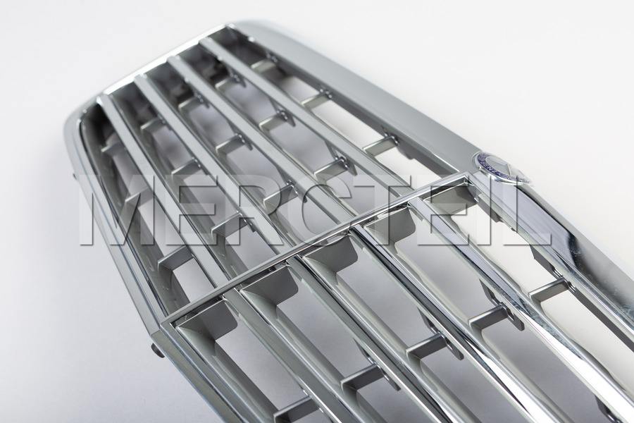 Radiator Grille for W211 including Radiator Grille (1 pc.) in Body Parts & Aerodynamics.