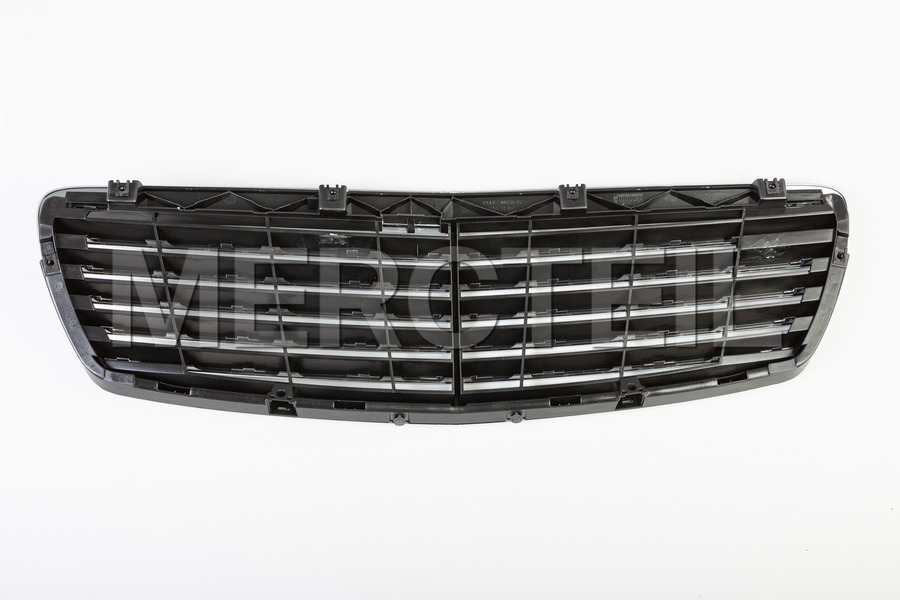 Radiator Mask With Distronic for W221 including Radiator Grill (1 pc.) in Body Parts & Aerodynamics.
