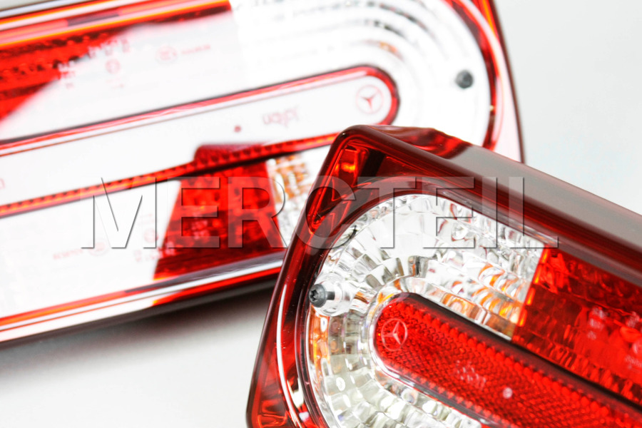 Tail Lamps Set for G Class W463 including Tail Lamp Units (2 pc.) in Lights & Electronics.