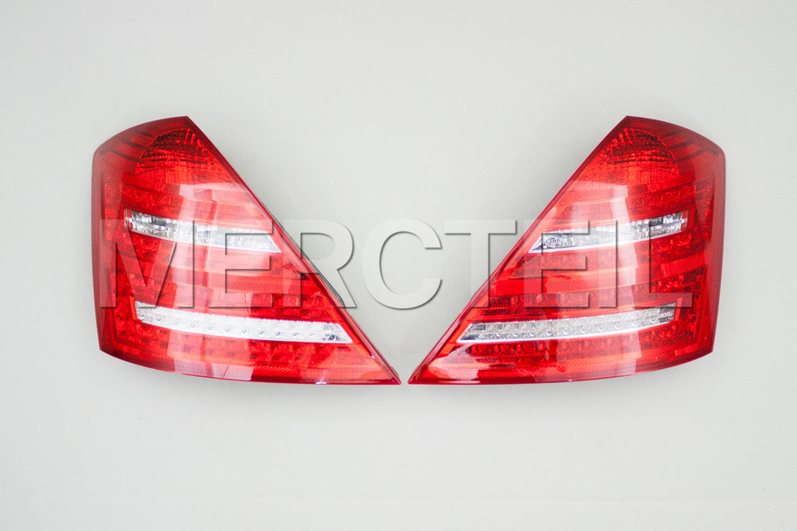 Tail Light Set for S Class W221 including Tail Lamp Units (2 pcs.) in Lights & Electronics.