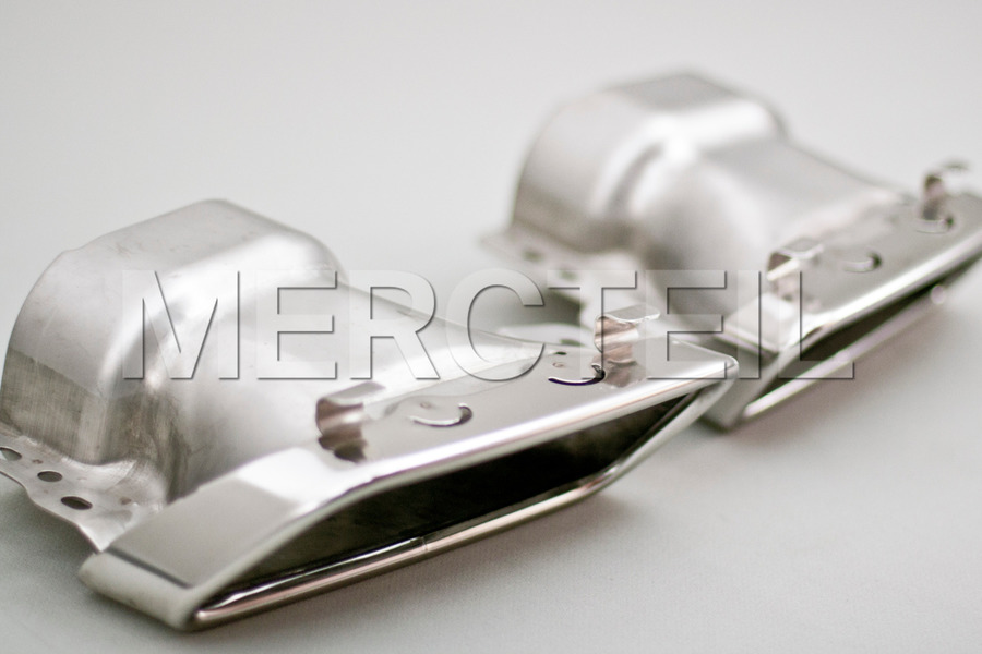 Tail Pipe Covers Set including Exhaust Tailpipes  (2 pcs.) in Engine & Exhaust System.