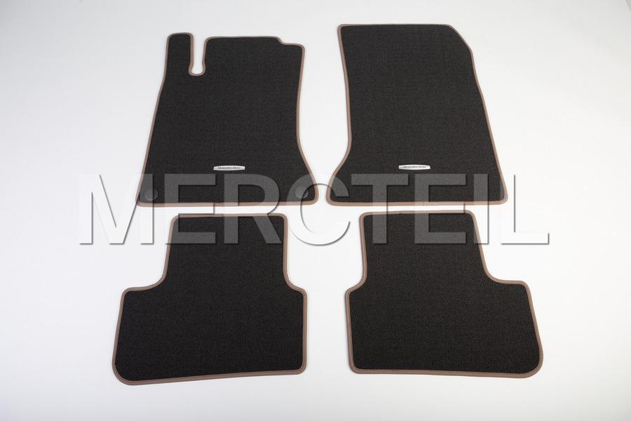 Velour Floor Mats for CLA Class C117 including Floor Mats (4 pcs.) in Accessories.